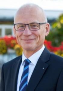 Der stellvertretende Vorsitzende des Vorstandes der AOK Baden-Württemberg Siegmar Nesch