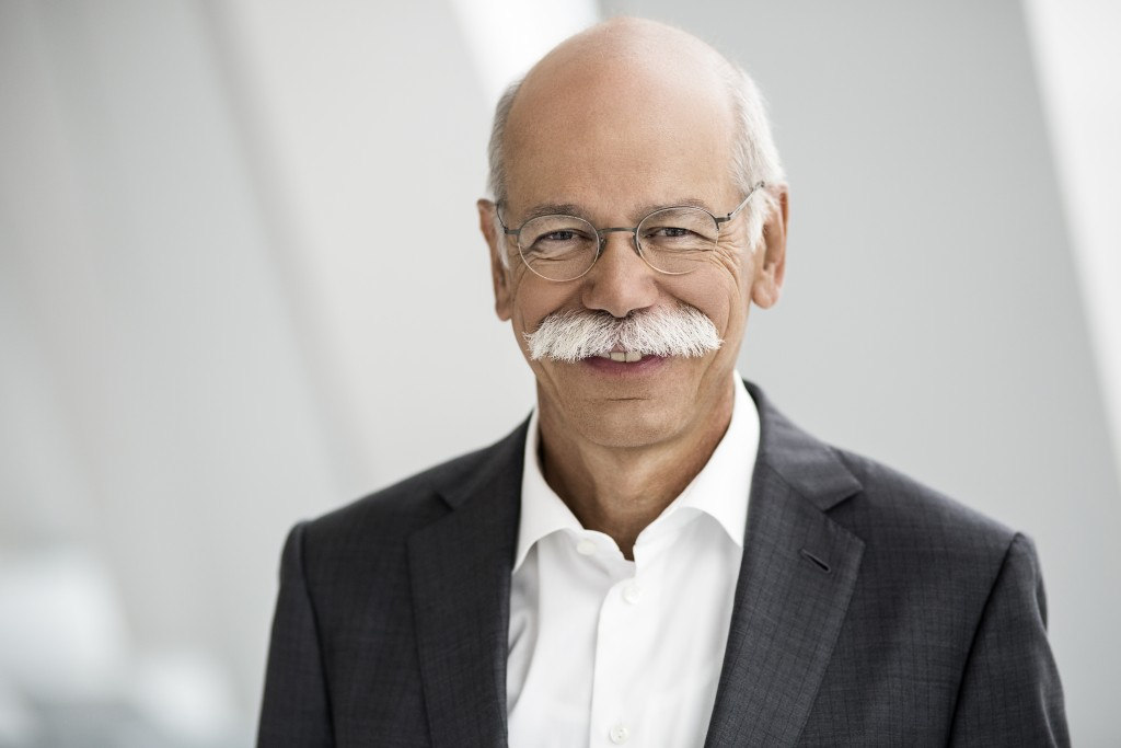 Dr. Dieter Zetsche (© Daimler AG)