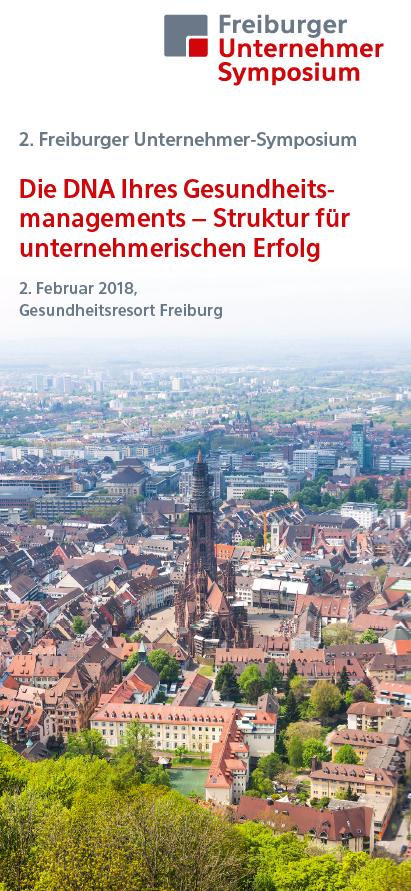 2. Freiburger Unternehmer Symposium